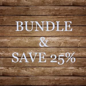 25% OFF 2 or more items 😃